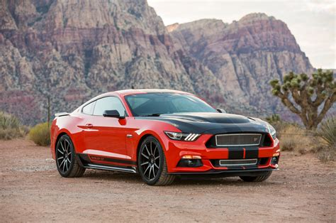 s550 shelby gt ecoboost mustang unveiled photo image gallery