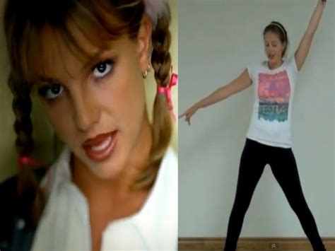 tutorial dance one more night britney spears baby one more time dance tutorial youtube