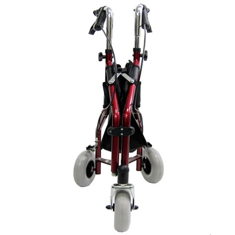 three wheel walker with seat karman healthcare 3 wheel walker karman healthcare