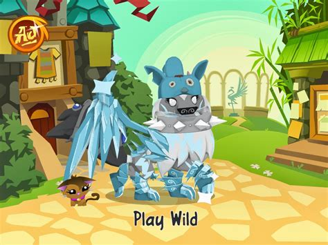 animaljam roars home