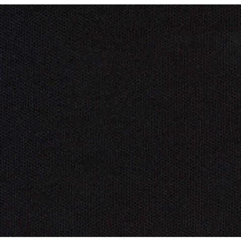 Black Cloth Acoustically Transparent Polyester Speaker Grille Cloth Black