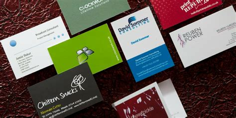 how to make a successful business card what makes a business card