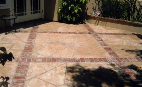 How To Seal Flagstone Patio by Flagstone Brick Cleaning Archives Vaporlux Tile