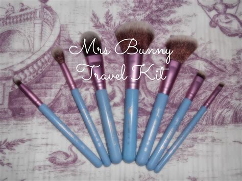 Jual Sigma Mrs Bunny Travel Kit makeup etc sigma mrs bunny travel kit