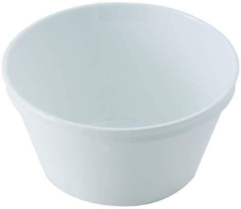 white fruit bowl winco pfd 8w white polycarbonate fruit bowl 4 quot