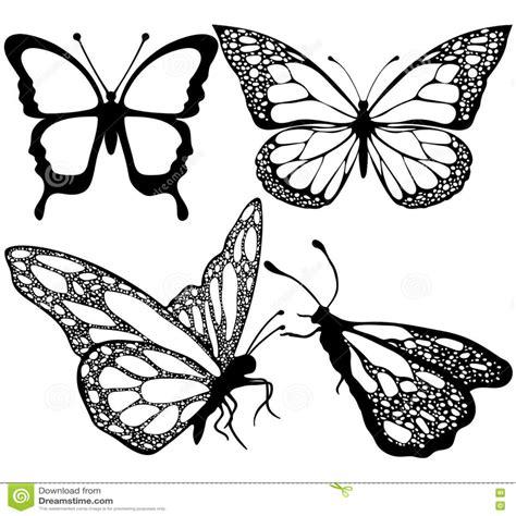 disegni con farfalle e fiori immagini farfalle da colorare