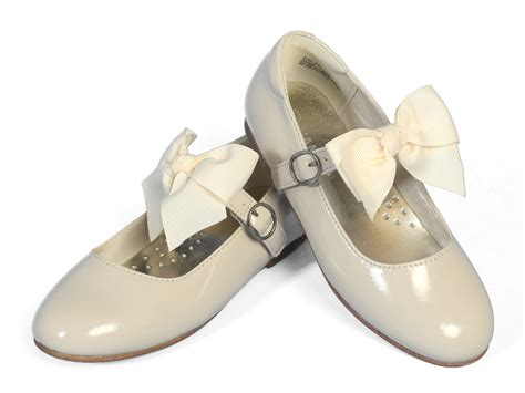 dress shoes ivory l amour ivory dress shoes w bow
