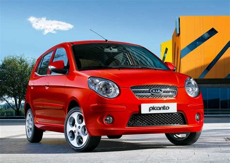 Kia Picanto 2009 Review Used 2009 Kia Picanto Photos 999cc Gasoline Ff Manual