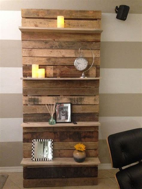 living room display shelves discover and save creative ideas redroofinnmelvindale com its easy to create pallet wood shelves wood pallet ideas