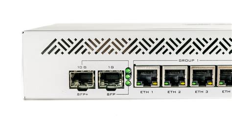 Mikrotik Routerboard Ccr1009 8g 1s mikrotik cloud router ccr1009 8g 1s 1s