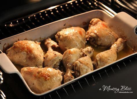 Ayam Panggang Bumbu Siram cooking diary ayam panggang bebenyabubu