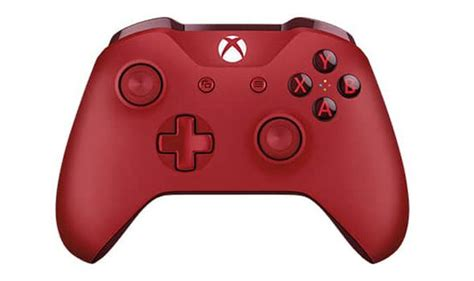 design xbox one controller uk xbox one controller update new red design revealed by