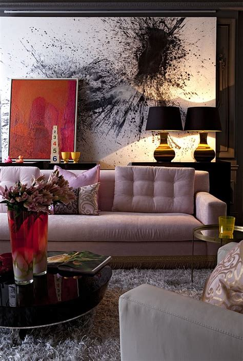 Living Room Artwork | how to choose art for your living room