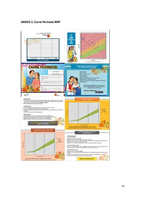Calendario Prenatal Gpc Prenatal 2015 Msp Ecuador 2015