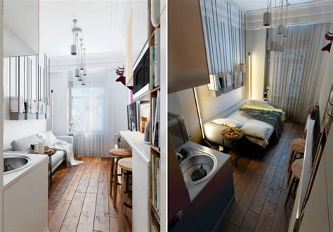bedroom design 15 x 15 24 micro apartments under 30 square meters