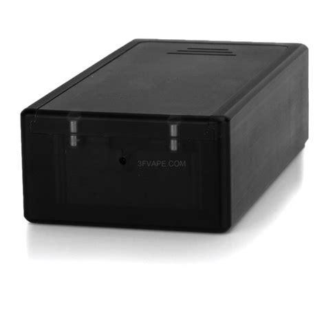 box mod with led lights abs v2 black 18650 mechanical box mod with led light