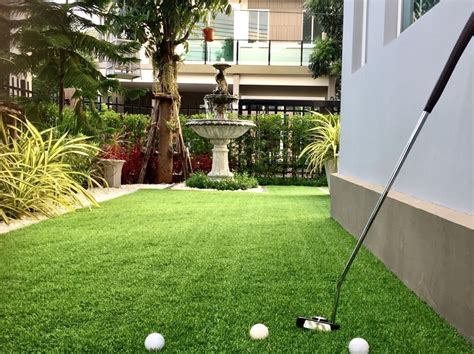 how to make a putting green in your backyard making a putting green in backyard outdoor goods