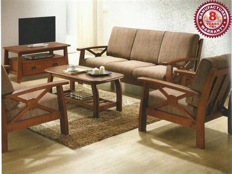wooden sofa sets wooden sofa set designs sets online urban