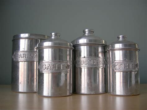 italian kitchen canisters italian canister set by tippleandsnack on etsy