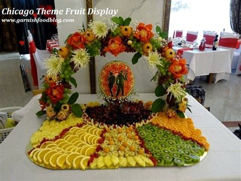 30 best wedding ideas images on fruit carvings