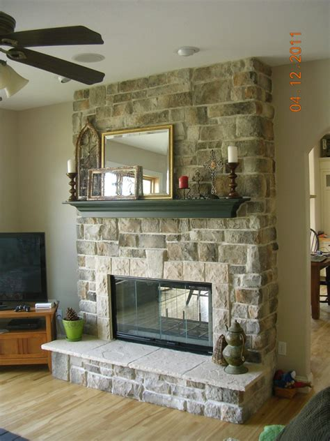 Badgerland Fireplace by Fireplace Installation Waukesha Custom Fireplace
