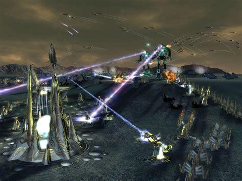 supreme commander supreme commander forged alliance screenshots gamewatcher