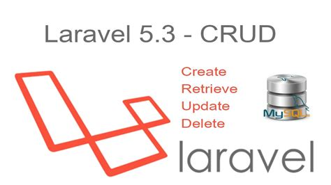 laravel video tutorial in hindi laravel crud tutorial from scratch laravel insert update