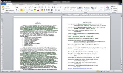 format penulisan makalah catatan pendaki contoh format penulisan makalah
