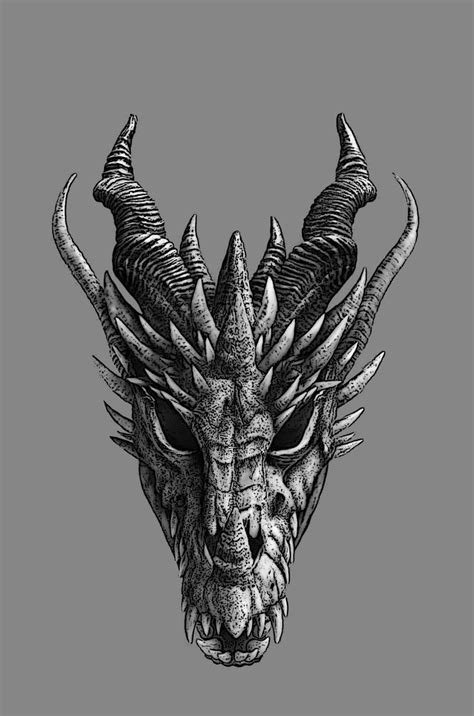 dragon head tattoo pin by wayne allen garner on tattoos dragons