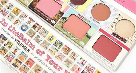 The Balm In Thebalm Of Your thebalm s new palette is like a greatest hits of your bag