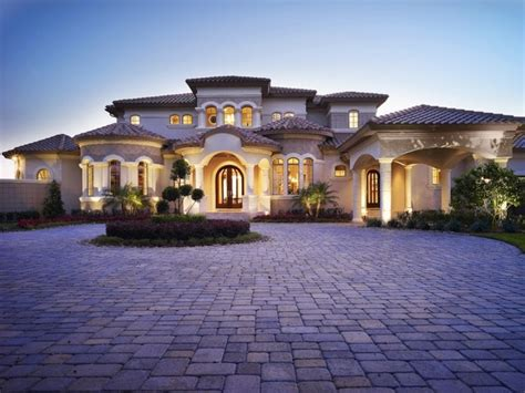 mediterranean style house plans with photos mediterranean style home designs architecturein