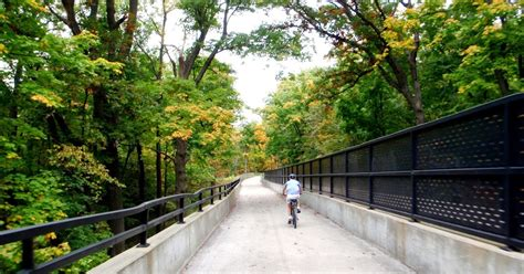 section 8 cook county chuck s adventures biking the des plaines river trail