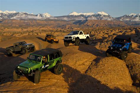 Moab Jeeps Moab 2010