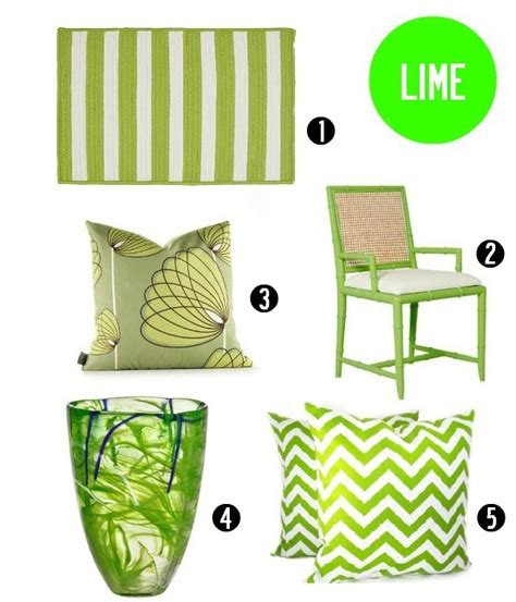 lime green home decor pantone color of the year for 2017 femalefashionadvice