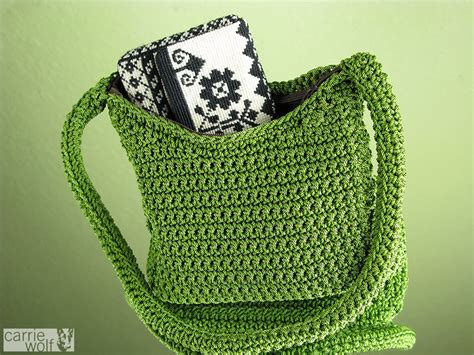 crochet bag pattern video crochet purse pattern carriewolf net