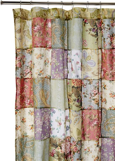 blooming prairie shower curtain gorgeous valances window treatments ease bedding with style
