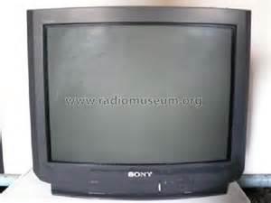 Sony Wega Tv L by Pics For Gt Sony Tv Trinitron