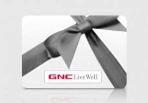 Gnc Gift Cards - getting healthy in 2012 50 gnc gift card giveaway she scribes