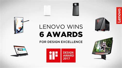 product design competition uk lenovo wins 6 if product design awards celebrating the