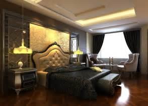 Luxury Bedroom Design Images Wood Floor Luxury Bedroom Villa 3d House Design 3d House