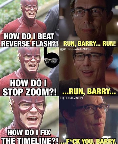 Flash Memes - barry and his timeline fun flash memes funnynessesssss idk just flash pinterest timeline