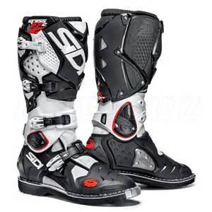 white motocross boots 2014 sidi crossfire2 motocross boots white black