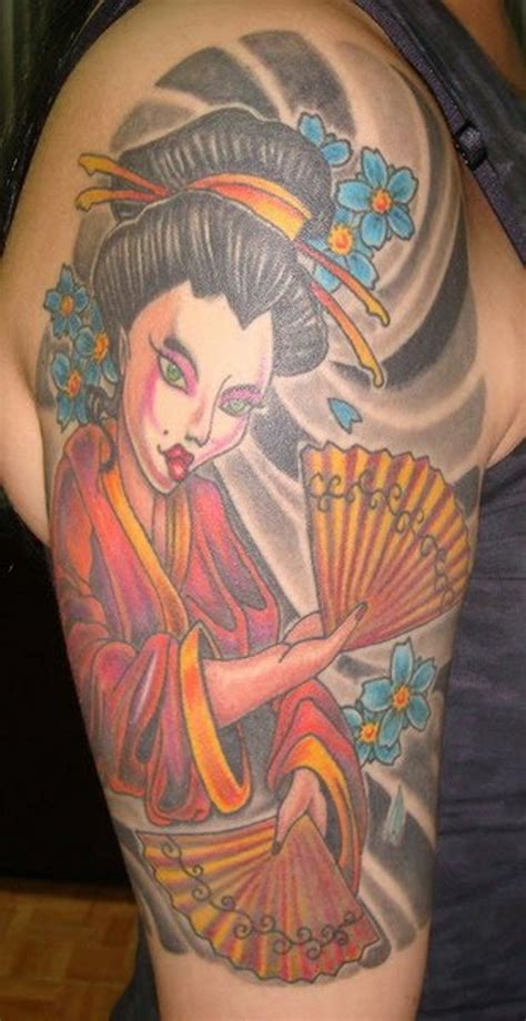 asian tattoo porn pictures asian geishas