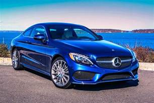2017 mercedes c class coupe release date price and