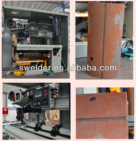Las Nomor 5000 pipa baja tangki batin lini produksi mesin las otomatis