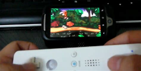 wiimote android engadget