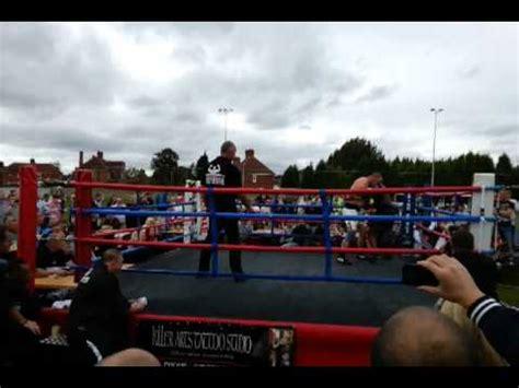 bare knuckle boxing mccrory v jason b bad 7 uk title belt bareknuckle 2nd fight the