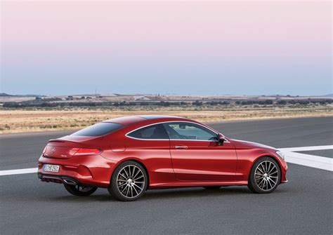 coupe price mercedes c class coupe prices released in south