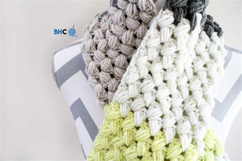 written zig zag crochet pattern zig zag puff stitch scarflette free pattern tutorial