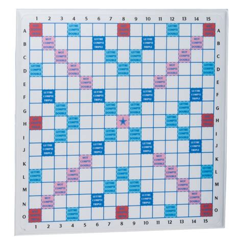 Grille De Scrabble jeu magnetique de scrabble duplicate scrabblerama